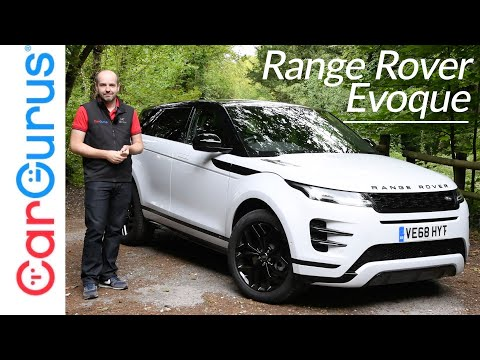 Range Rover Evoque (2020) Review: Why it moves the game on | CarGurus UK