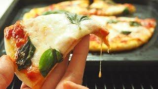 マルゲリータ・ピザを焼くよ!