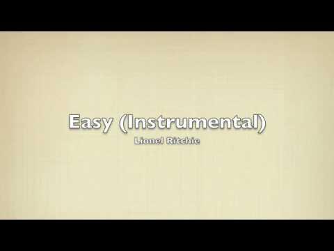 Easy - Lionel Ritchie (Instrumental)