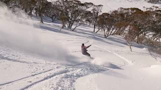 A Fresh 5cm & Winblown Powder Pockets