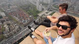 Video : China : Rooftop ShangHai 上海