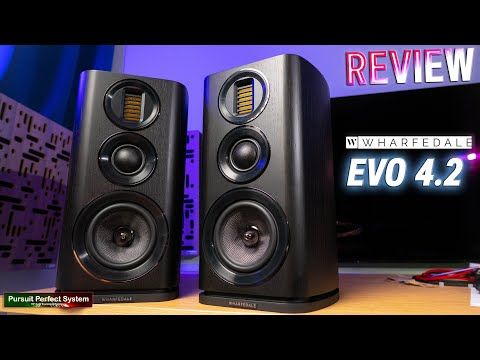 External Review Video dbLgD9Tx4Pg for Wharfedale Linton Heritage Bookshelf Loudspeaker