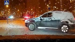 Аварии на дорогах, приколы на дорогах 2018