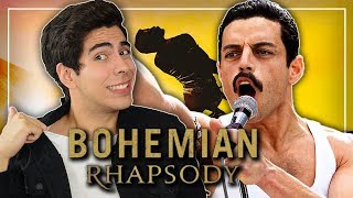 Critica / Review: Bohemian Rhapsody: La Historia de Freddie Mercury