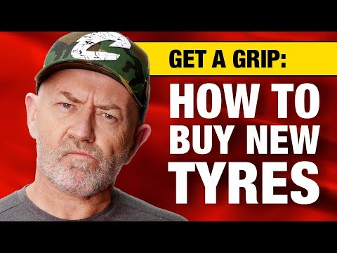 The Truth About Buying New Tyres (a.k.a. Tires) | Auto Expert John Cadogan | Australia