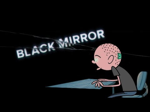 Karl Pilkington predicts Black Mirror