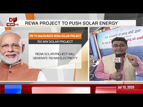The News @10:30 am | PM to unveil Asia's largest solar plant in MP, other top Stories