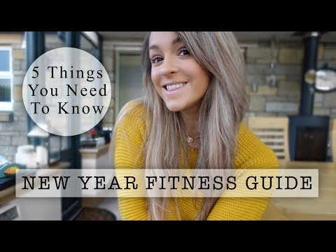 Get Fit For The New Year | Fitness Guide