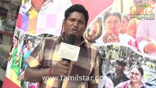 Kovai Thanapal at Manam Konda Kadhal Audio Launch