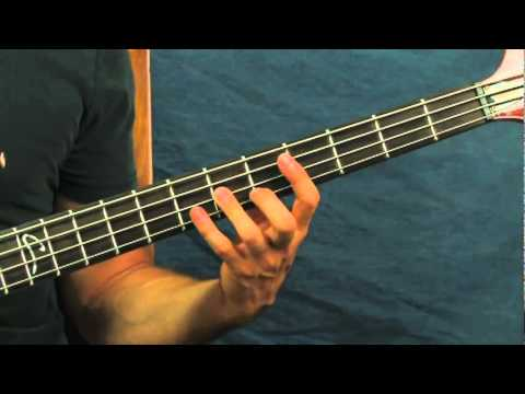 bass guitar lessons stand by me ben e king