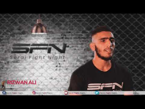 Rizwan Ali | Exclusive Interview | Zalmi TV presents Serai Fight Night 2019 | MMA