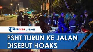 Beredar Info PSHT Turun ke Jalan Hari Ini, Pengurus di Sukoharjo Sebut Itu Hoaks & Tak Ada Gerakan