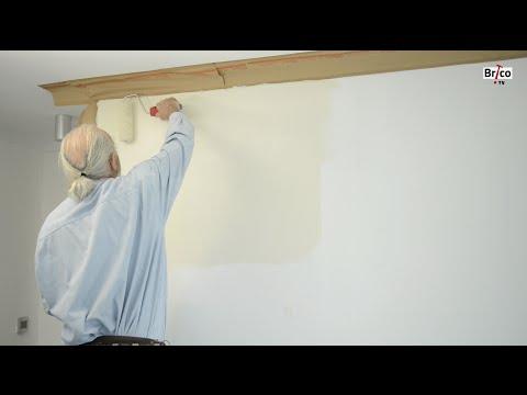 Peindre un mur intérieur - Tuto bricolage avec Robert