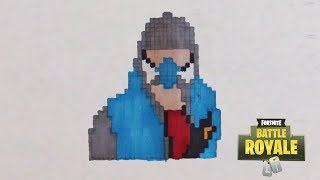 Dessin Fortnite Arme Pixel Art 免费在线视频最佳电影电视节目