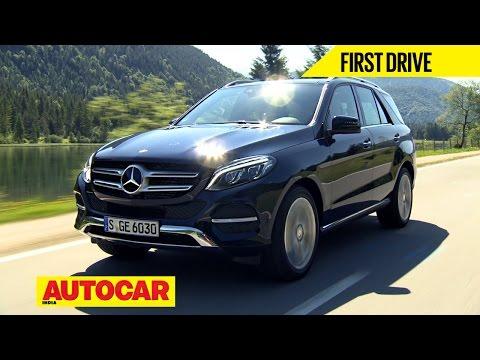 Mercedes-Benz GLE | First Drive | Autocar India