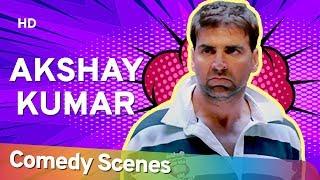 Akshay Kumar Comedy - (अक्षय कुमार हिट्स कॉमेडी) - Hit Comedy Scenes - Shemaroo Bollywood Comedy
