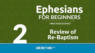 Review of Re-Baptism