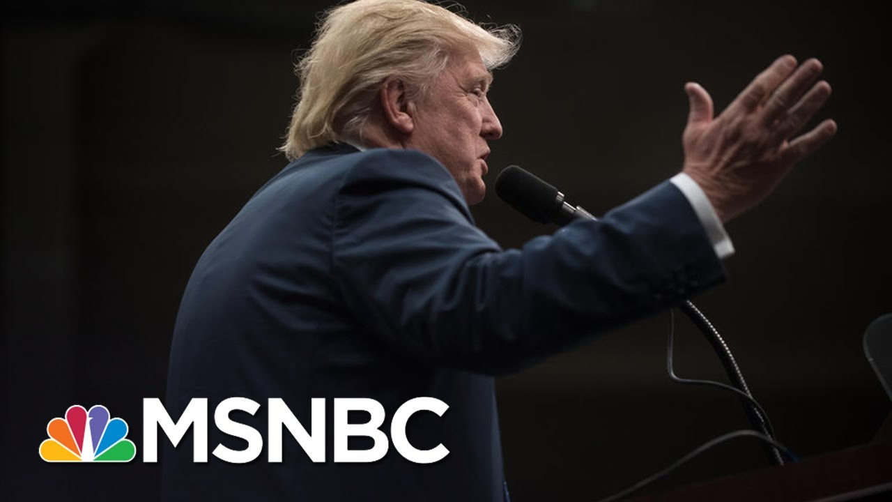 Donald Trump Team Trying To Suppress Voter Turnout | MSNBC thumbnail