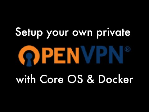 How to setup an openvpn server on unRAID for secure remote