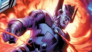 How Galactus Enters The Marvel Universe