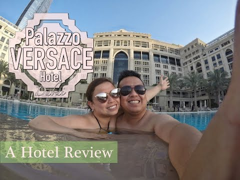 LUXURY spelled as V-E-R-S-A-C-E!!! Palazzo Versace Hotel Dubai Hotel Review by arencejean com