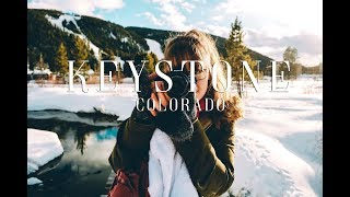 TRAVEL VLOG: KEYSTONE, COLORADO || Weekend Getaway