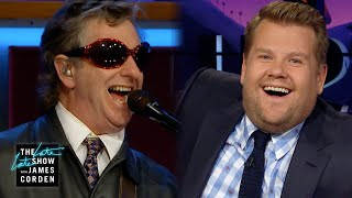 Is The Late Late Show Band Having a Breakdown?