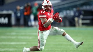 #3: Wisconsin RB Jonathan Taylor | Top 30 Returning B1G Football Players of 2019