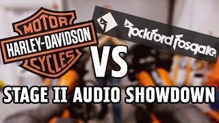 Bagger Audio Showdown