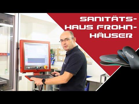 Individuelle CNC Sondermaschine - Orthopädietechnik | isel