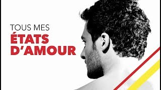 Amir   États D'amour (Lyrics Video)