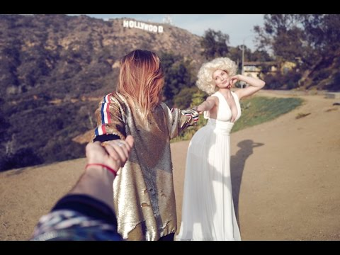 #FOLLOWMETO LA with Amanda Cerny and Mr. Brainwash