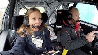 FunFÁRO 05 - Didiana pochopila, ako sa jazdí v rallye aute