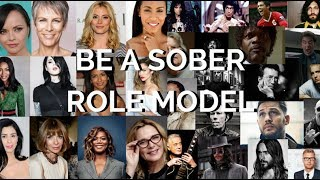 You are a Sober Role Model!