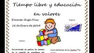 Tiempo libre y educación en valores
