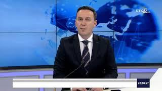 RTK3 Lajmet e orës 22:00 24.10.2020