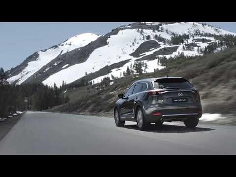 Mazda  Cx9 Паркетник класса J - рекламное видео 1