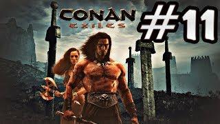 Прохождение Conan Exiles #11 - СКАЙРИМ Я ДОБРАЛСЯ ДО ТЕБЯ