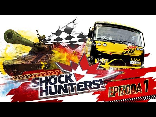 I. epizoda: Šokující závod TANK vs. LIAZ