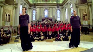 """""""Allunde, Alluya"""" (2012) Cantabile Youth Singers Of Silicon Valley"""