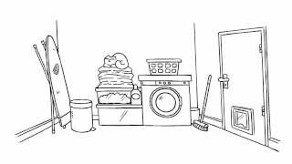 Washed Up - Simon's Cat