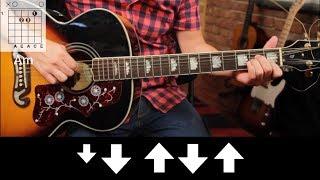 "Como tocar ""Poli"" de Zoé - Tutorial Guitarra (Acordes) HD"