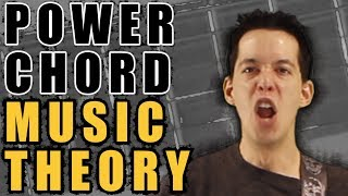 The Music Theory of POWER CHORDS
