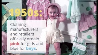 300 Years Of Baby Clothes In Under 3 Minutes