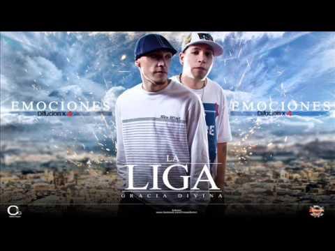 La Liga   Entre El Cielo Vos Y Yo Tema Nuevo 2012