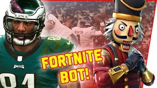 When You're Losing To A Fortnite Bot In Madden 19...
