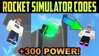 Roblox Rocket Simulator All Working Codes! *REDEEM NEW CODES*