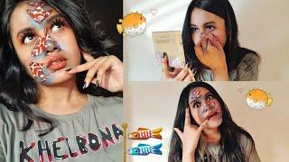 Easy Makeup Tutorial | Koi Fish || Face Art