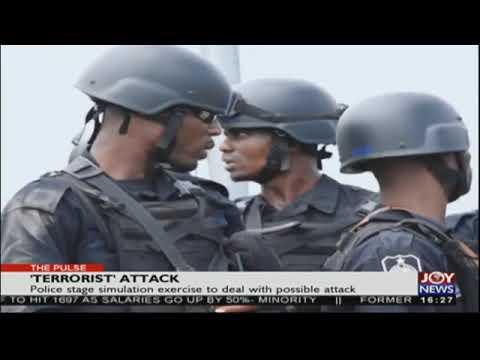 'Terrorist' Attack - The Pulse on JoyNews (24-4-18)