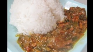 How to cook okra soup – African Food Recipes
